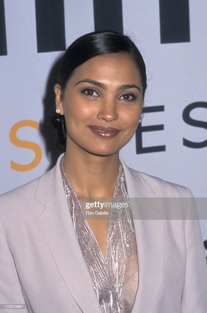 <a gi-track='captionPersonalityLinkClicked' href=/galleries/search?phrase=Lara+Dutta&family=editorial&specificpeople=728080 ng-click='$event.stopPropagation()'>Lara Dutta</a> attends AmFAR 'An Evening on Ellis Island' Benefit Gala on June 21, 2000 at the Immigration Museum on Ellis Island in New York City.