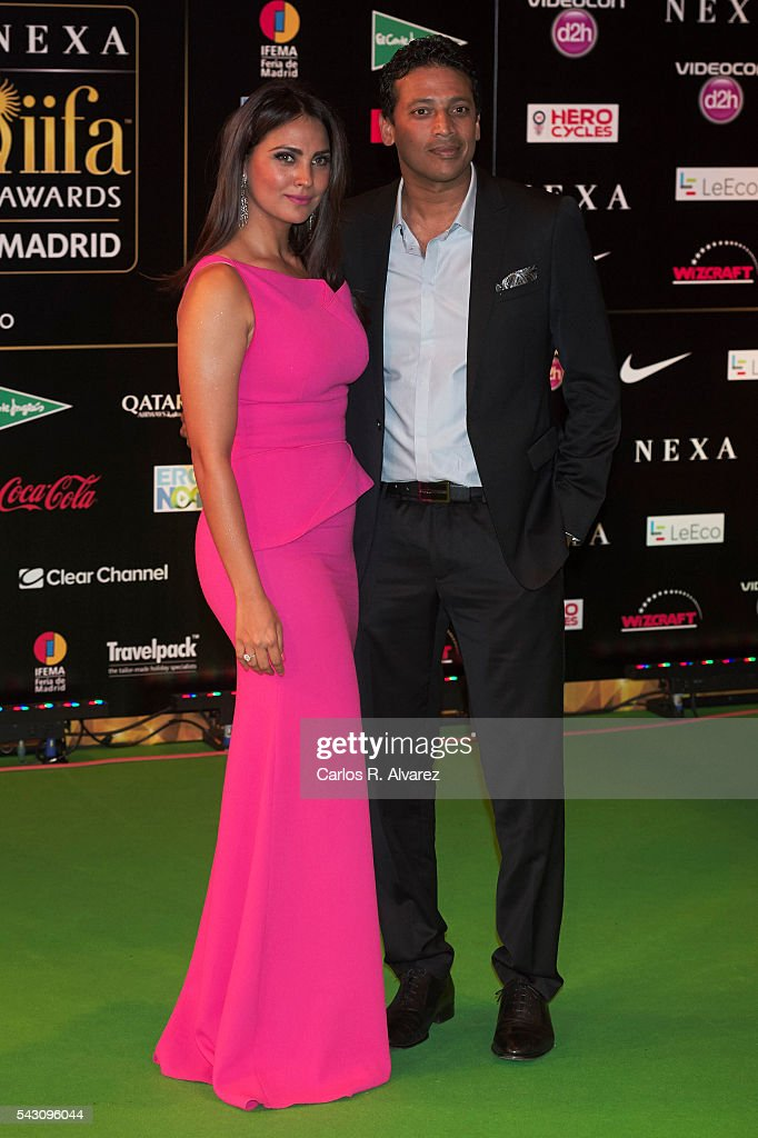 <a gi-track='captionPersonalityLinkClicked' href=/galleries/search?phrase=Lara+Dutta&family=editorial&specificpeople=728080 ng-click='$event.stopPropagation()'>Lara Dutta</a> attends the 17th IIFA Awards (International Indian Film Academy Awards) at Ifema on June 25, 2016 in Madrid, Spain.