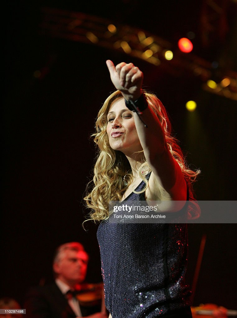 <a gi-track='captionPersonalityLinkClicked' href=/galleries/search?phrase=Lara+Fabian&family=editorial&specificpeople=228901 ng-click='$event.stopPropagation()'>Lara Fabian</a> during '2007 Night of the Proms' at Nikaia in Nice, France.