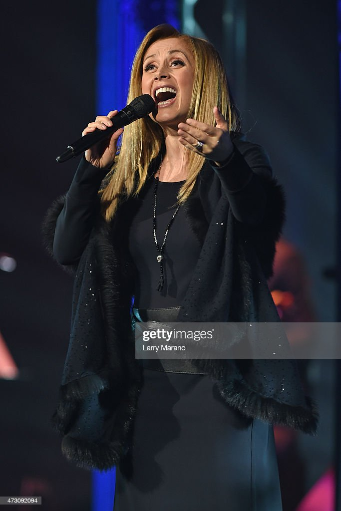 Lara Fabian Performs at Hard Rock Live