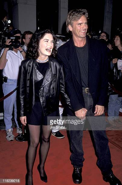 Lara Flynn Boyle and Richard Dean Anderson