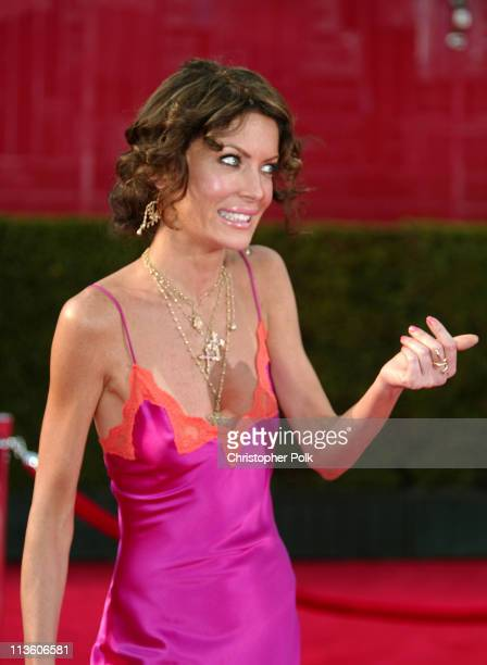 Lara Flynn Boyle during 2003 ESPY Awards Arrivals at Kodak Theatre in Hollywood California United States