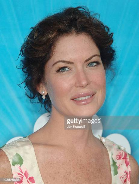 Lara Flynn Boyle during 'Las Vegas' TCA Cocktail Party Arrivals at The Beverly Hilton Hotel in Beverly Hills California United States