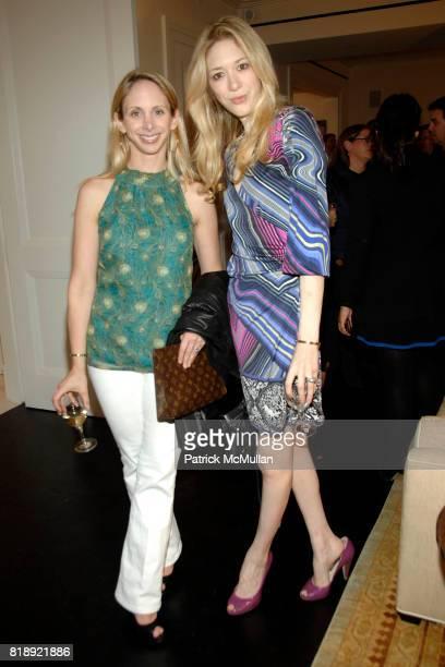 Lara Glazier and Melissa Berkelhammer attend LENOX HILL NEIGHBORHOOD HOUSE celebrates RICHARD MISHAAN'S Model Apartment at 180 East 93rd Street on...