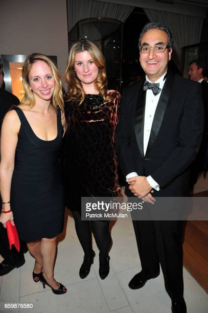 Lara Glazier Kelly Mallon and Warren Scharf attend ASPREY and Associates Committee host benefit for LENOX HILL NEIGHBORHOOD HOUSE at Asprey NYC on...