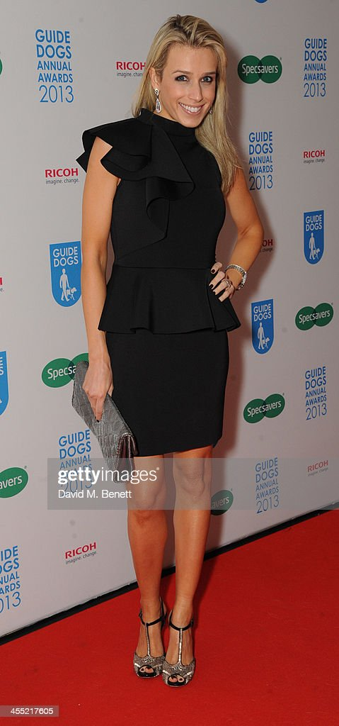 <a gi-track='captionPersonalityLinkClicked' href=/galleries/search?phrase=Lara+Lewington&family=editorial&specificpeople=223971 ng-click='$event.stopPropagation()'>Lara Lewington</a> attends the Guide Dogs UK Annual Awards 2013 at the London Hilton on December 11, 2013 in London, England.