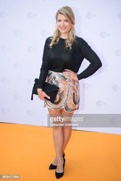 Lara Mandoki attends the ZDF reception during the Munich Film Festival at Hugo's on June 27 2017 in Munich Germany