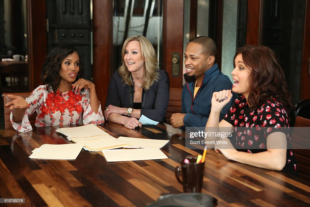 Good Morning America Scandal : Abc s quot good morning america  getty images