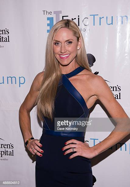 Lara Yunaska attends The Eric Trump 8th Annual Golf Tournament at Trump National Golf Club Westchester on September 15 2014 in Briarcliff Manor New...