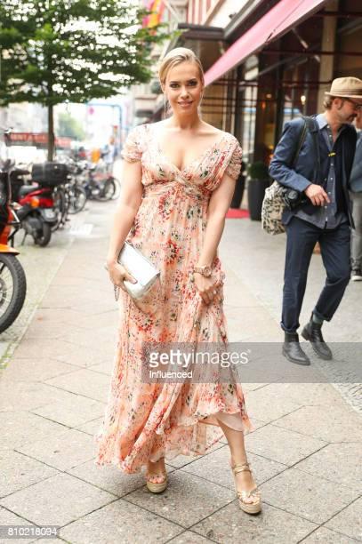 LaraIsabelle Rentinck attends the Gala Fashion Brunch Ellington Hotel on July 7 2017 in Berlin Germany
