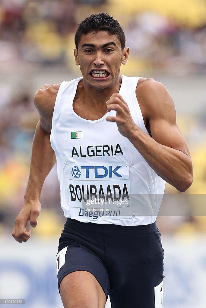13th IAAF World Athletics Championships Daegu 2011 - Day One