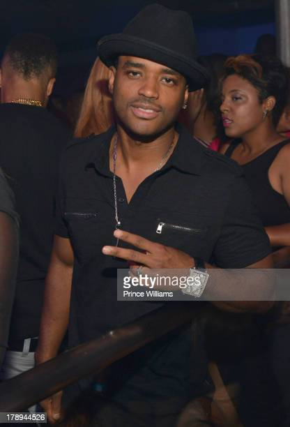 Larenz Tate attends LudaDay Weekend Kickoff Hosted By Ludacris at Prive on August 30 2013 in Atlanta Georgia