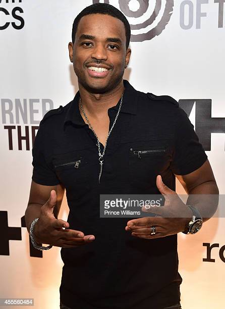 Larenz Tate attends the VH1 Rock Docs Rise of ATL Hip Hop at Rialto Theater Atlanta on August 31 2014 in New York City