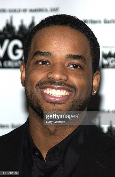 Larenz Tate during 58th Annual Writers Guild of America Awards at Waldorf Astoria in New York City New York United States