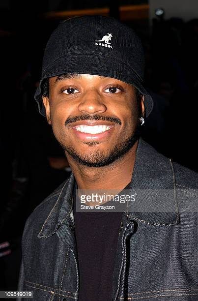 Larenz Tate during The Los Angeles Premiere of 'Jim Brown All American' at Writers Guild of America Theater in Beverly Hills California United States