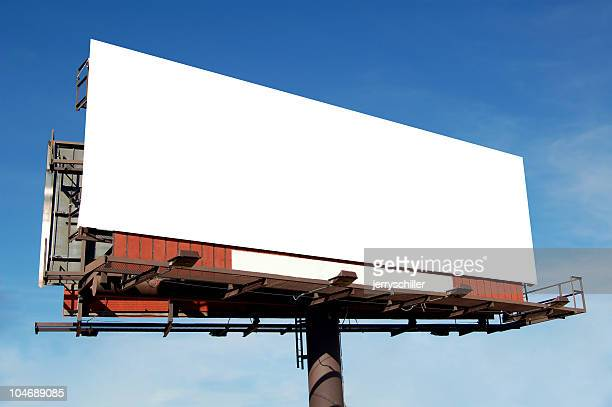 large billboard