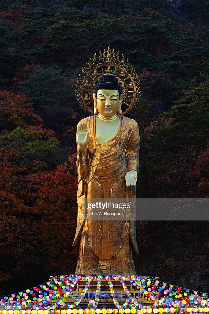 Large Buddha : Stock Photo