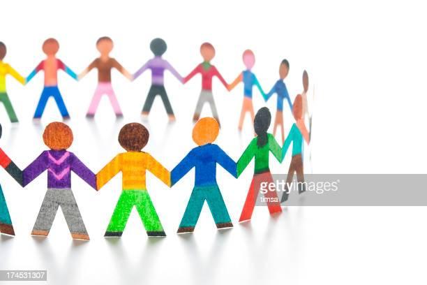 Large community circle