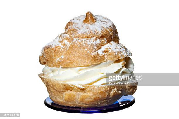 Large Cream Puff
