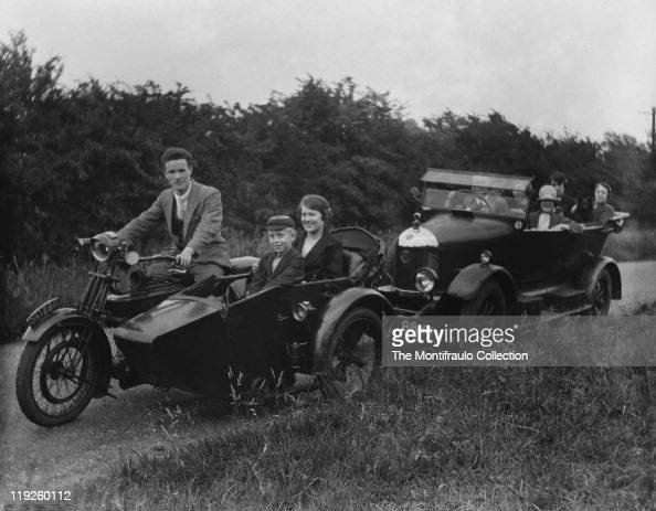 Family In Motor Vehicles Pictures Getty Images