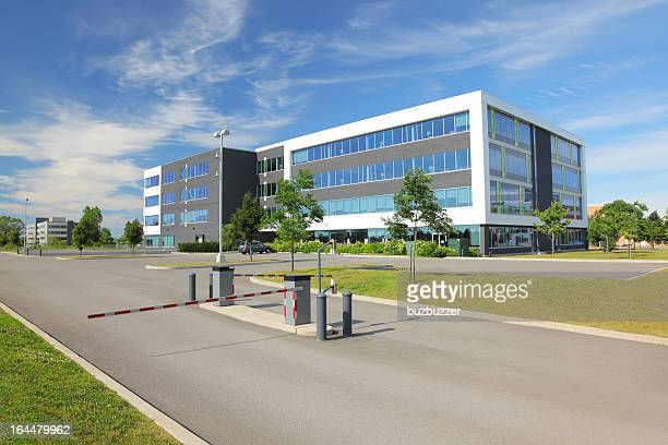 Large Gated Access Office Building