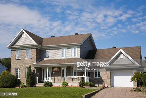 Large house : Stock Photo