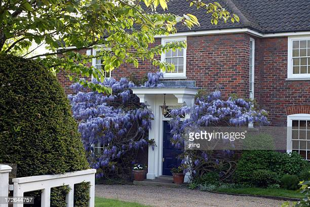 Large House with Wisteria