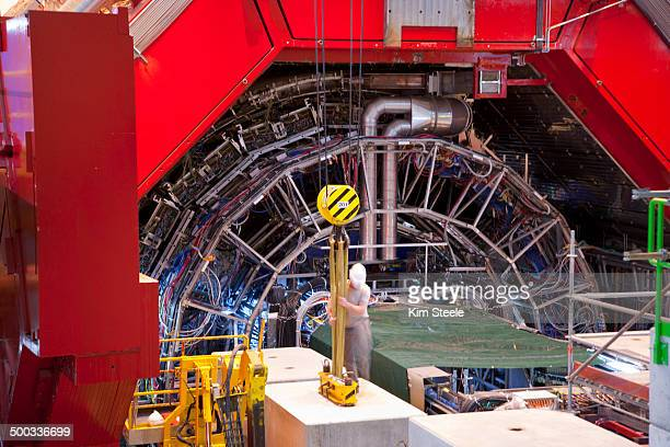 ATLAS, Large Ion Collider, CERN