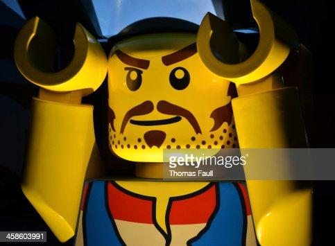 Large Lego Pirate