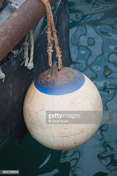 Large marine buoys