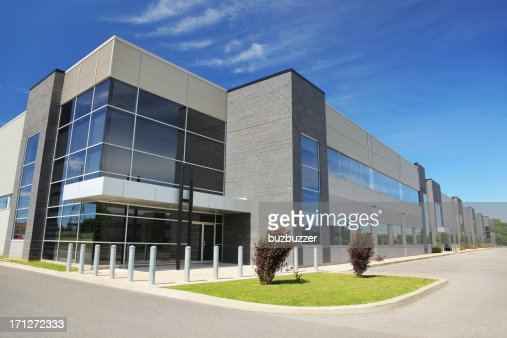 Office building exterior stock photos and pictures getty for Modern metal building