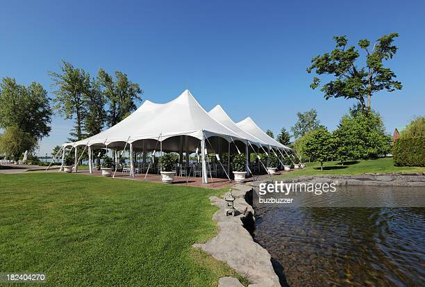 Large weddings and celebrations Tent