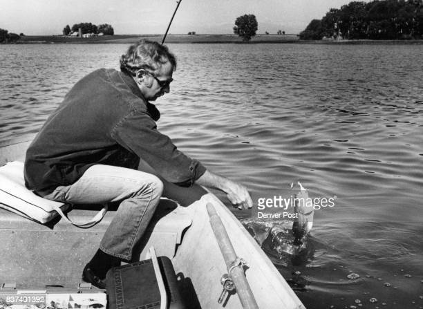 Largemouth Bass That Was One Jump Ahead Bill Shappell reaches prematurely for leaping fish that hit a fastmoving buzz bait at the surface Credit...