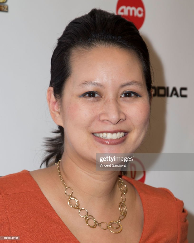 Larisa Lam attends the Los Angeles premiere of 'Chinese Zodiac' at AMC Century City 15 theater on October 16, 2013 in Century City, California.