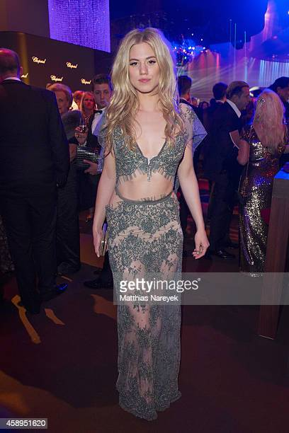Larissa Marolt attends the after show party of Bambi Awards 2014 on November 13 2014 in Berlin Germany