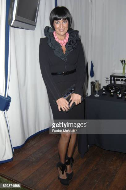 Larissa Sabadash attends Lorenz Baumer Private Dinner in Celebration of his Paris Fine Jewelry Collection at The London West Hollywood Hotel on...