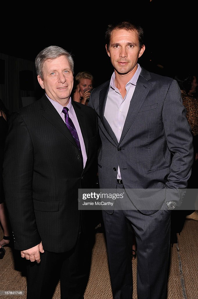 <a gi-track='captionPersonalityLinkClicked' href=/galleries/search?phrase=Larry+Boland&family=editorial&specificpeople=4082474 ng-click='$event.stopPropagation()'>Larry Boland</a> and Jeff Hall attend the amfAR Inspiration Miami Beach Party on December 6, 2012 in Miami Beach, United States.