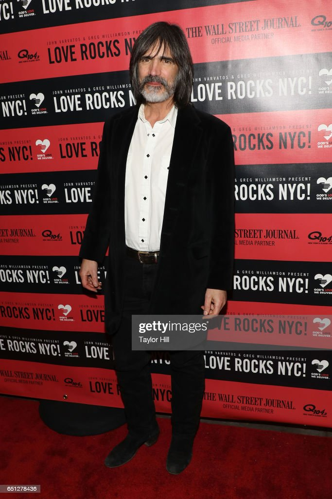 """""""Love Rocks NYC! A Change is Gonna Come: Celebrating Songs of Peace, Love and Hope"""" A Benefit Concert for God's Love We Deliver"""
