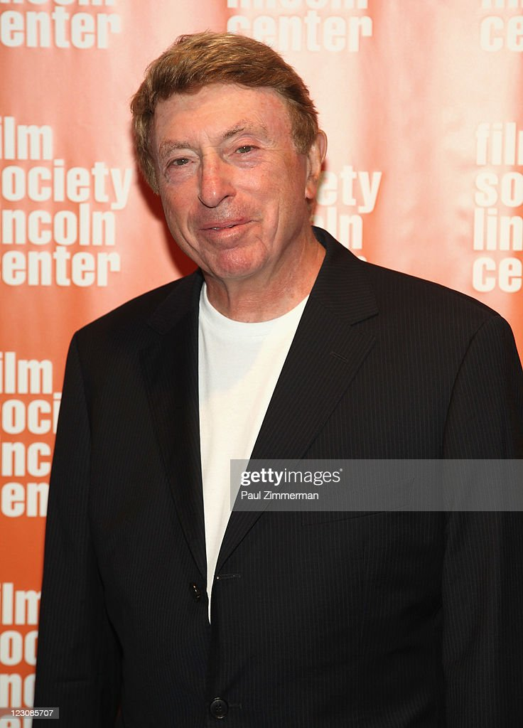 Larry Cohen attends Film Comment Selects An Evening with Larry Cohen at Walter Reade Theater on August 30 2011 in New York City