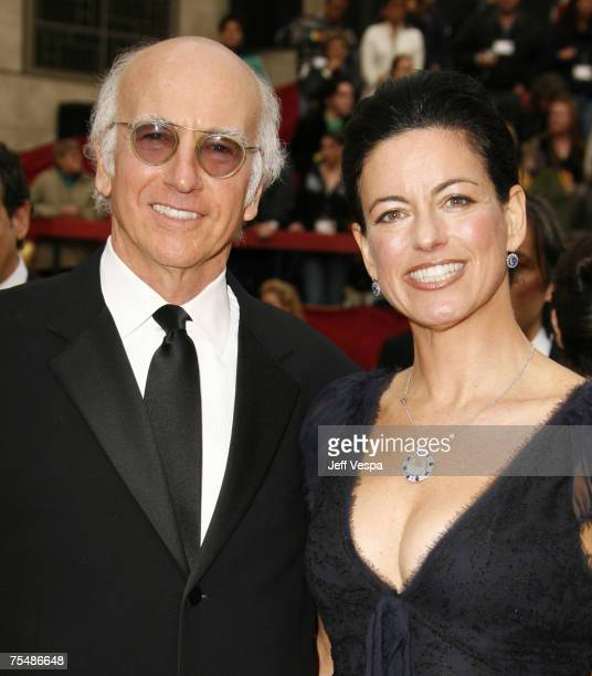 Larry David And Laurie...