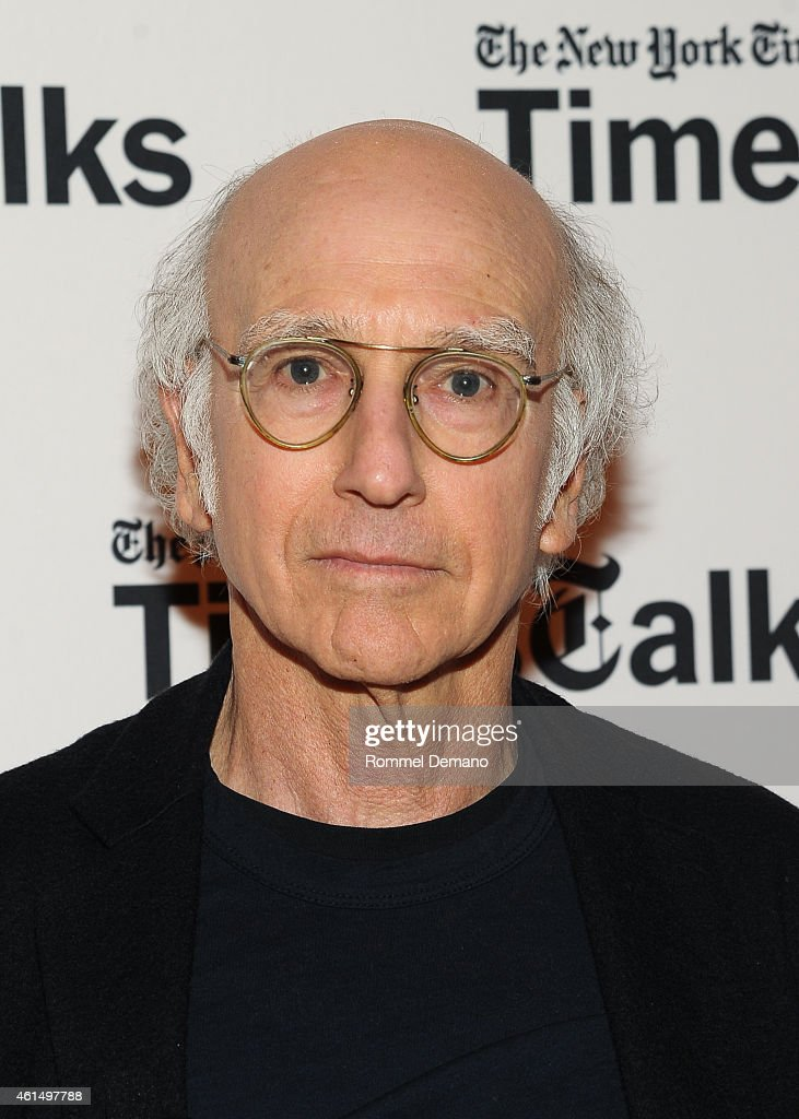 TimesTalk Presents: An Evening With Larry David