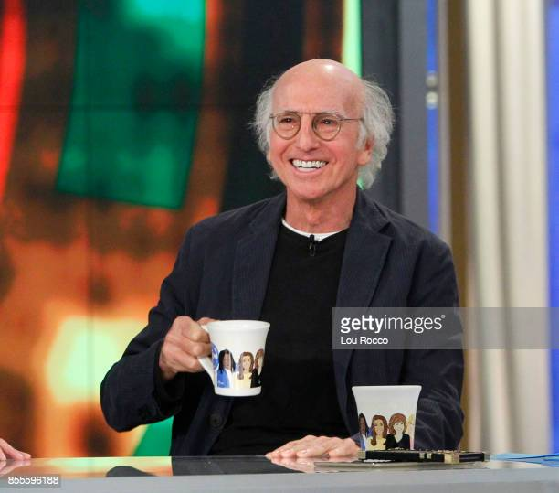 THE VIEW Larry David is the guest Thursday September 28 2017 on ABC's 'The View' 'The View' airs MondayFriday on the ABC Television Network DAVID