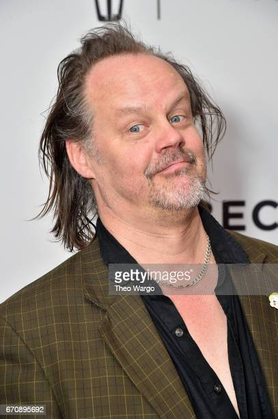 Larry Fessenden attends the 'Psychopaths' Premiere during 2017 Tribeca Film Festival at Cinepolis Chelsea on April 20 2017 in New York City