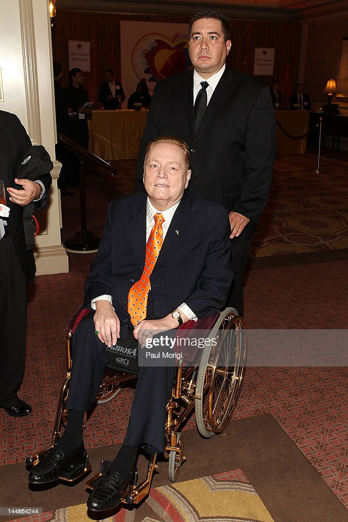 <a gi-track='captionPersonalityLinkClicked' href=/galleries/search?phrase=Larry+Flynt&family=editorial&specificpeople=211405 ng-click='$event.stopPropagation()'>Larry Flynt</a> arrives at the 18th Annual Larry King Cardiac Foundation Gala at Ritz Carlton Hotel on May 19, 2012 in Washington, DC.