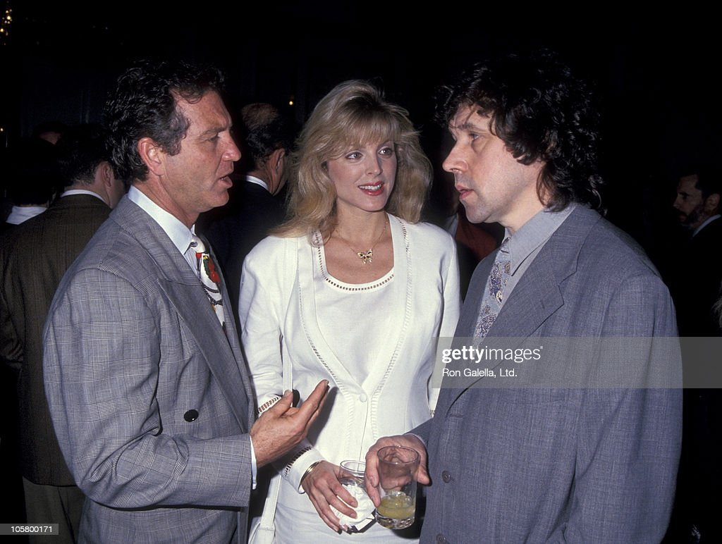 Larry Gatlin Marla Maples and Stephen Rea during 59th Annual Distinguished Performance Awards at Plaza Hotel in New York City New York United States
