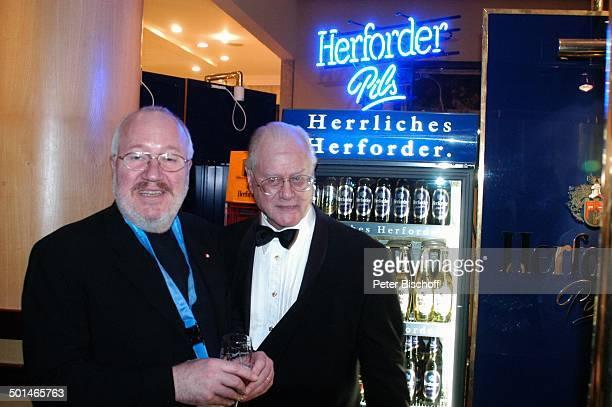 Larry Hagman Mitwirkender CharityVeranstaltung 13 'UnescoBenefizGala' für Kinder in Not Hotel 'Swissotel' Neuss NordrheinWestfalen Deutschland Europa...