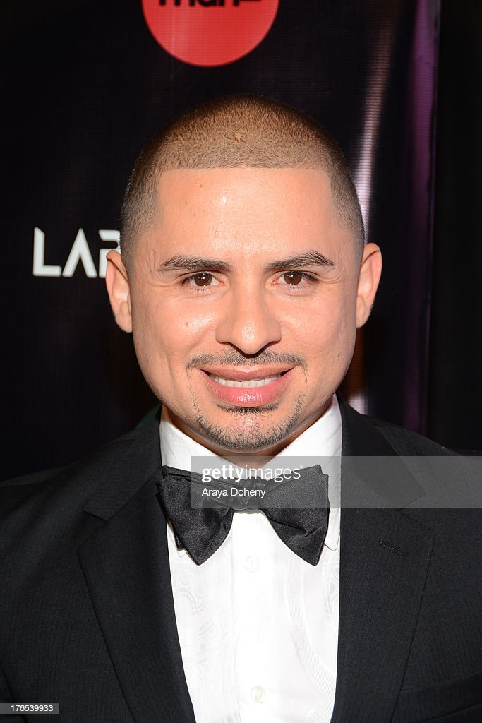 <a gi-track='captionPersonalityLinkClicked' href=/galleries/search?phrase=Larry+Hernandez&family=editorial&specificpeople=6918528 ng-click='$event.stopPropagation()'>Larry Hernandez</a> attends 'Larrymania' Season 2 Premiere Launch Party at SupperClub Los Angeles on August 14, 2013 in Los Angeles, California.