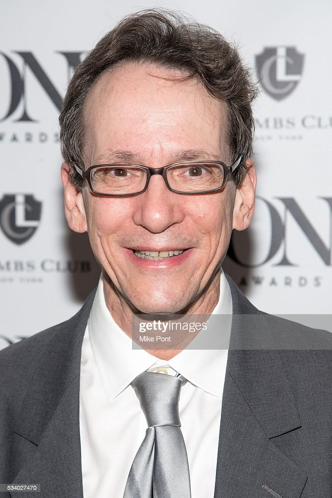 Larry Hochman attends A Toast to the 2016 Tony Awards Creative Arts Nominees at The Lambs Club on May 24, 2016 in New York City.