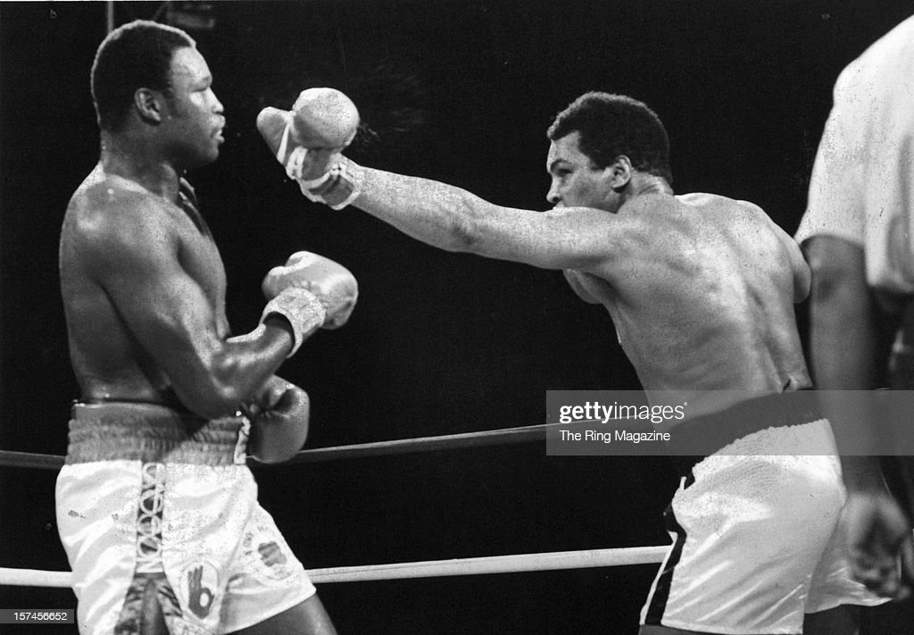 holmes vs holmes Larry holmes (born november 3, 1949) is a former professional boxer he grew up in easton, pennsylvania, which gave birth to his boxing nickname, the easton assassin holmes, whose left jab is rated among the best in boxing history, was the wbc heavyweight champion from 1978 to 1983, the ring.