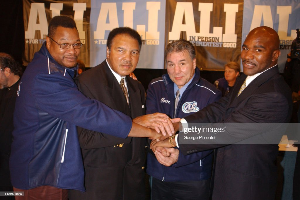 "Muhammad Ali in Person for ""The Greatest Good"""